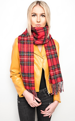 View the Lacie Reversible Scarf online at iKrush