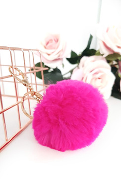 View the Pia Pom Pom Keyring online at iKrush