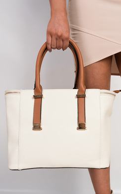 View the Kaylea Faux Leather Handbag online at iKrush