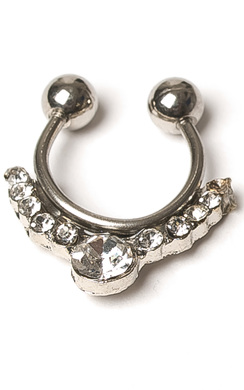 View the Mercy Septum Nose Ring  online at iKrush