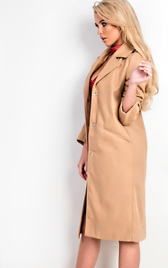 View the Avani Midi Duster Coat online at iKrush