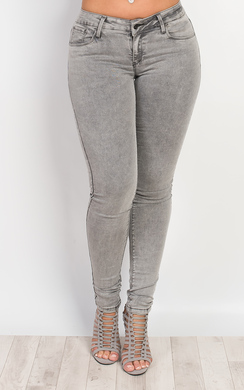 View the Orson Classic Skinny Jeans  online at iKrush