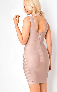 View the Strada Bandage Dress online at iKrush