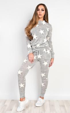 View the Noorah Star Print Suit online at iKrush