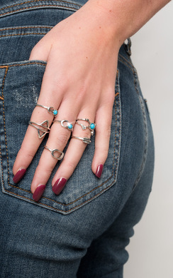 View the Sky Ring Set online at iKrush