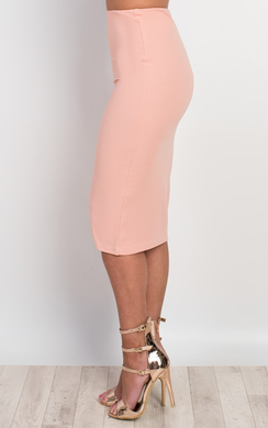 View the Kourtney Pencil Skirt online at iKrush