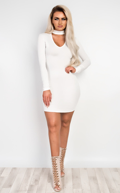 View the Shalonne Bodycon Dress online at iKrush