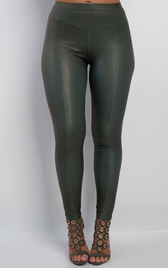 View the Kaisa High Waisted Leggings online at iKrush