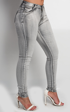 View the Jaz Skinny Jeans online at iKrush
