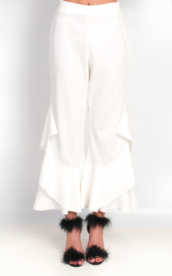 View the Monica Flared Trouser online at iKrush