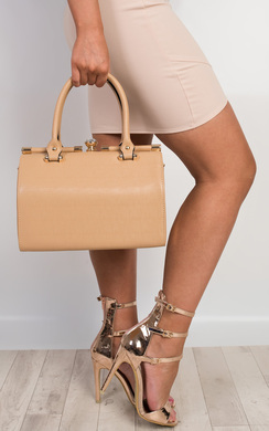 View the Lova Faux Leather Handbag online at iKrush