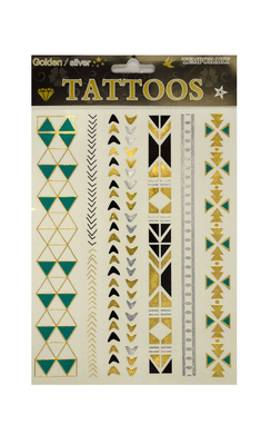 View the Temporary Tattoo Body Art online at iKrush