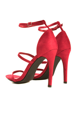 View the Elouise Strappy High Heels online at iKrush