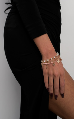 View the Lucy Daisy Bracelet online at iKrush