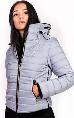 View the Ella Padded Jacket online at iKrush