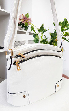 View the Adele Cross Body Handbag online at iKrush
