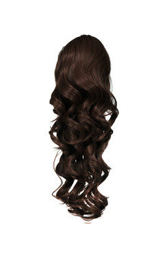 View the Alea Extreme Volume Curly Clip In Ponytail  online at iKrush