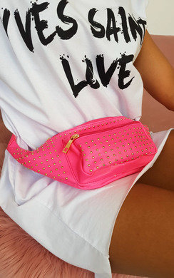 View the Alea Studded Bumbag  online at iKrush