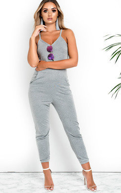 View the Alexandra Casual Jumpsuit  online at iKrush