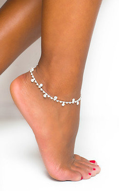 View the Ali Diamante Anklet online at iKrush
