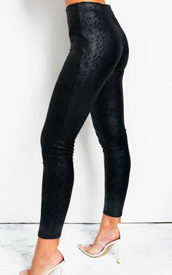 View the Aly Printed Tight Trousers  online at iKrush
