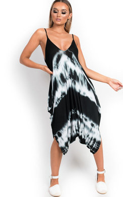 View the Anna Harem Romper Jumpsuit  online at iKrush