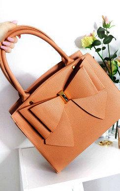 View the Arabella Bow Detail Handbag online at iKrush