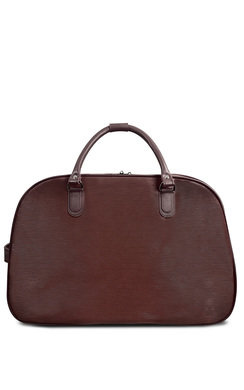 View the Aria Textured Travel Trolley Bag  online at iKrush