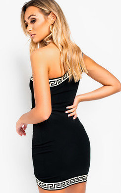 View the Arna One Shoulder Mini Dress online at iKrush