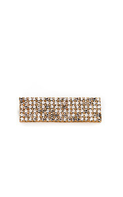 View the Ashley Diamante Oversized Hair Clip online at iKrush