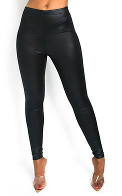 View the Bea Basic Shine Leggings online at iKrush