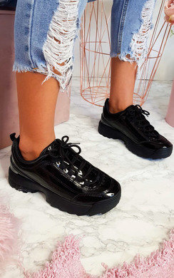 View the Billy Chunky Patent Trainer online at iKrush