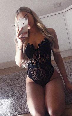 View the Bonnie Lace Bodysuit online at iKrush