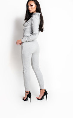 View the Brooke Slim Fit Embellished Tracksuit online at iKrush