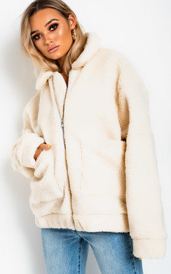 View the Cartia Teddy Bear Jacket online at iKrush