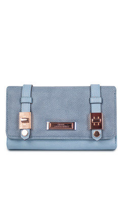 View the Cece Faux Leather Buckle Purse online at iKrush