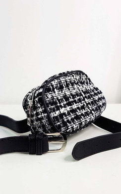 View the Cheryl Tweed Belt Bag online at iKrush
