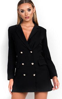 View the Courtney Blazer Dress online at iKrush