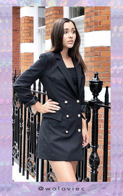 View the Courtney Blazer Dress online at iKrush