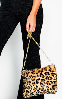 View the Dale Fluffy Shoulder Bag online at iKrush