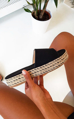 View the Darcey Woven Flatform Sandals online at iKrush