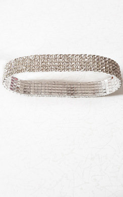 View the Dee Diamante Statement Anklet online at iKrush