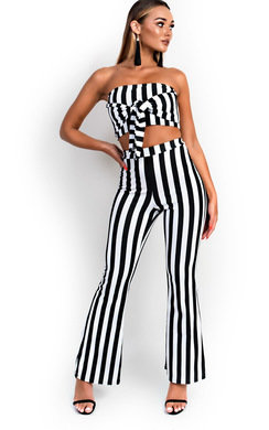 View the Deedee Bandeau Tie Co-ord online at iKrush