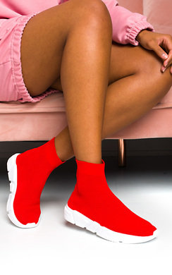 View the Demi Runner Sock Trainer  online at iKrush