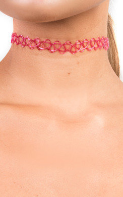 View the Dia Stretch Choker  online at iKrush