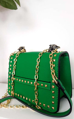 View the Dolli Studded Shoulder Bags online at iKrush