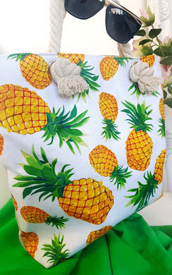 View the Dora Pineapple Beach Bag  online at iKrush