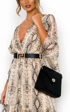 View the Eden Chain Strap Handbag online at iKrush