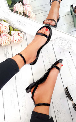 View the Eden Strappy Sandals online at iKrush