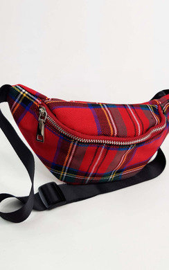 View the Effy Tartan Bum Bag online at iKrush